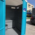 WC PMR autonome intérieur WC MALIN