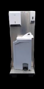 Focus sur nos lave-mains autonomes !