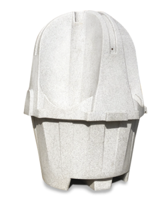 urinoir autonome wcmalin